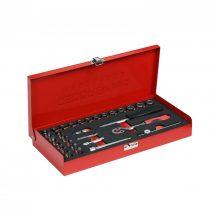 Dugókulcs készlet 1/4'' 4-13 mm 32 részes (GEDORE R49004033)