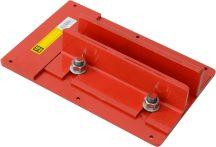 Mechanikus kézi betonacél hajlító talp (Ø16mm/330mm)