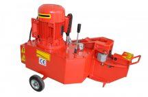 Elektro-hidraulikus betonacél vágó gép 220V (Ø22mm)