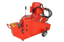 Elektro-hidraulikus betonacél vágó gép 220V (Ø24mm) AF-H24