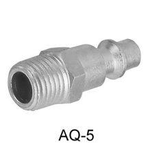 """Levegős gyorscsatlakozó, 1/4"""", US-típus, külső mentes (APA) (AQ-5)"""