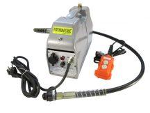 Egyszeres működésű elektromos hajtású tápegység (mágnesszelep, 700 Bar)