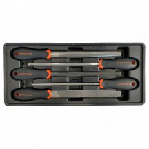 Reszelő készlet, 5db, 200mm, Fémhez, 390x175x50mm (FIXMAN FX-F1.BT11)