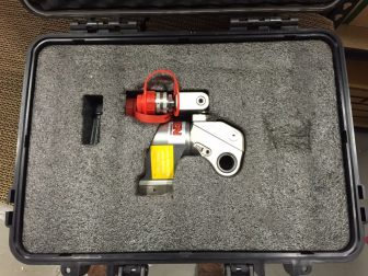 Használt Wren 07IBT hidraulikus nyomatékkulcs