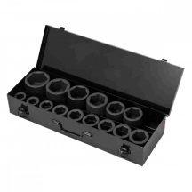"""1"""" Gépi Dugókulcs készlet 22mm - 60mm, 14db-os (JQ-1-14set)"""