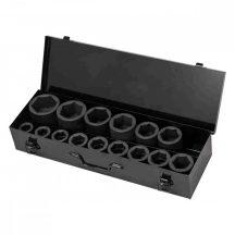 """1"""" Gépi Dugókulcs készlet 22mm - 60mm, 15db-os (JQ-1-15set)"""