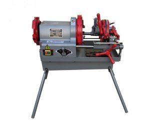 """Elektromos csőmenetmetsző (P-100; 1/2""""-3/4"""" 1""""-2"""" 2.1""""-4"""") (220V)"""