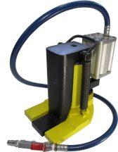 Sűrített levegő hajtású hidraulikus gépemelő (5 tonna)