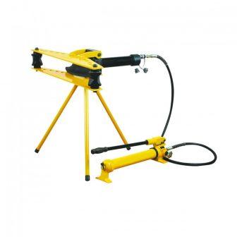 """Hidraulikus csőhajlító - külső kézi tápegységgel (1/2"""" - 2"""", 21,3-60 mm)"""
