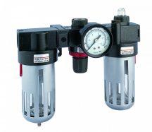 """Levegőszűrő - vízleválasztó előkészítő, G1/4"""" (WMF-10)"""