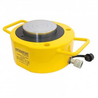 Alacsony hidraulikus munkahenger (200T, 20 mm)