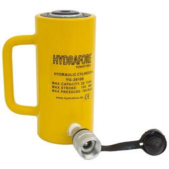 Egyszeres működésű általános hidraulikus munkahenger (20T, 100mm)