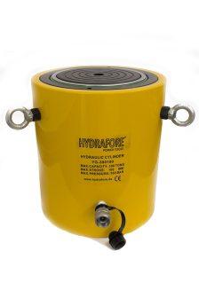 Egyszeres működésű általános hidraulikus munkahenger (300T, 100mm)