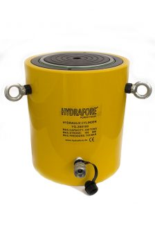 Egyszeres működésű általános hidraulikus munkahenger (300T, 100mm) (YG-300100)