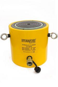 Egyszeres működésű általános hidraulikus munkahenger (300T, 50mm)