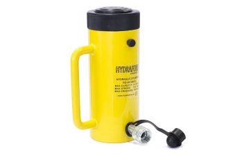 Egyszeres működésű biztosítóanyás hidraulikus munkahenger (30T, 150mm) (YG-30150LS)