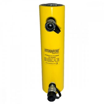 Kettős működésű hidraulikus munkahenger (30T, 200 mm)