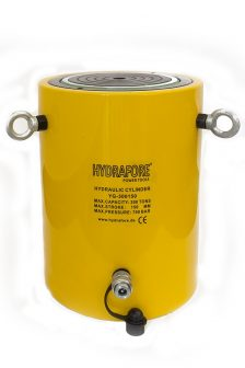 Egyszeres működésű általános hidraulikus munkahengerek (400T-1000T) (YG-400)