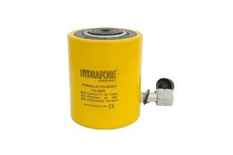 Egyszeres működésű általános hidraulikus munkahenger (50T, 50mm) (YG-5050)