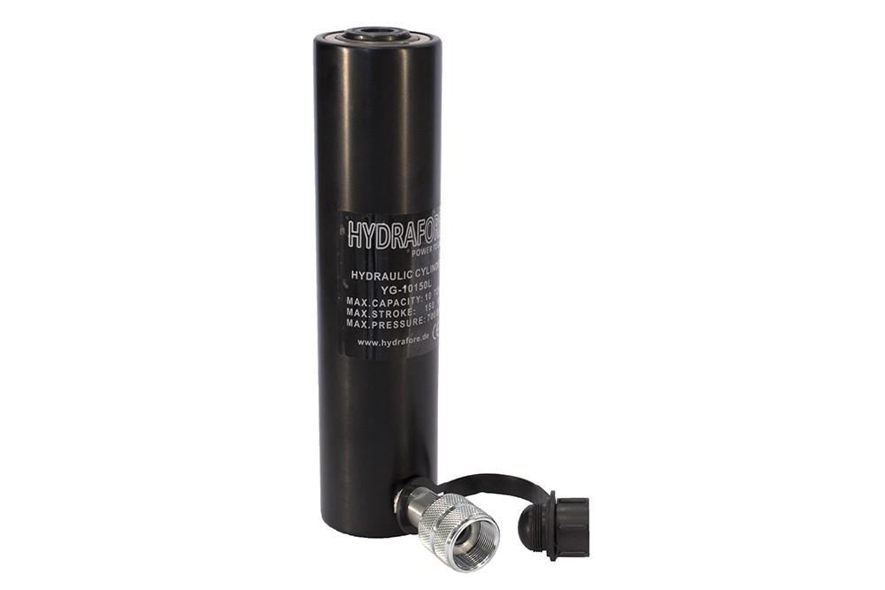 Alumínium hidraulikus munkahenger (10T, 150mm)