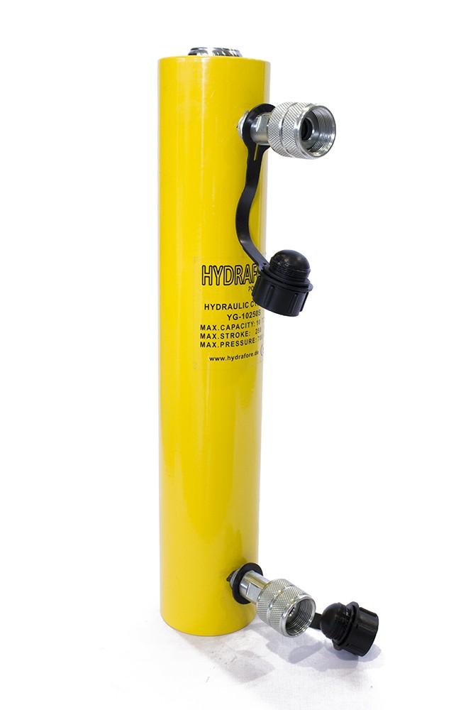 Kettős működésű hidraulikus munkahenger (10T, 250 mm)