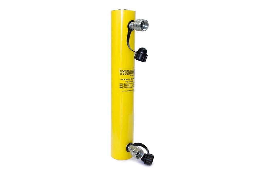 Kettős működésű hidraulikus munkahenger (10T, 300 mm)