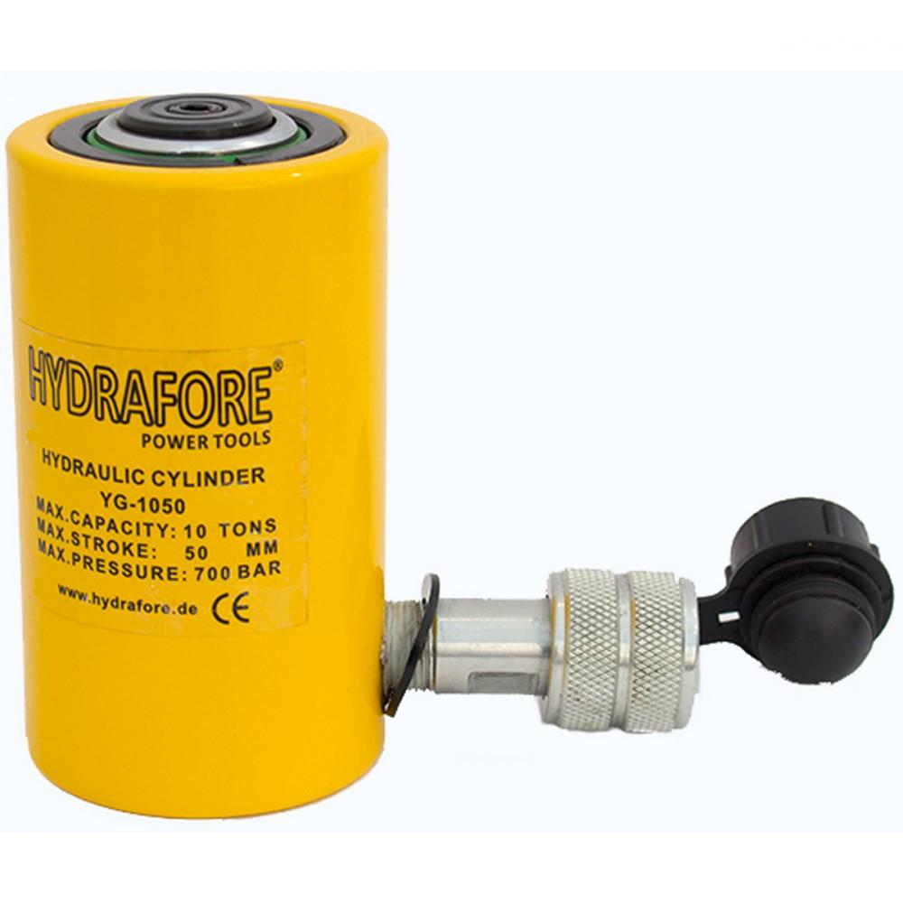 Egyszeres működésű általános hidraulikus munkahenger (10T, 50mm)
