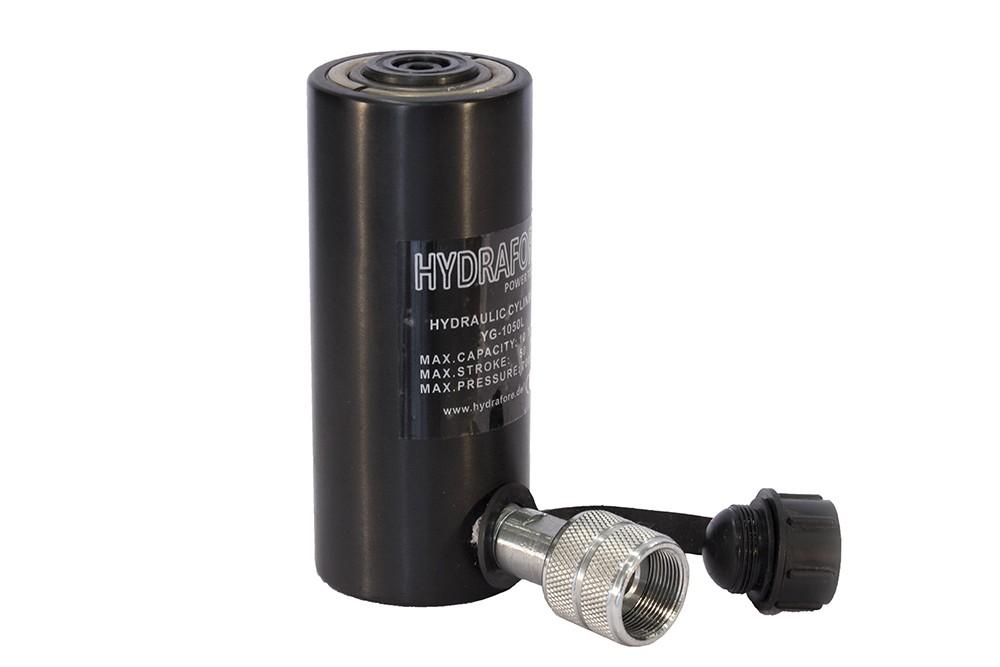 Alumínium hidraulikus munkahenger (10T, 50mm)