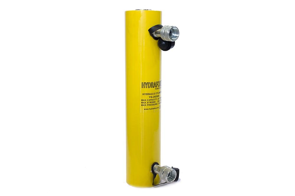 Kettős működésű hidraulikus munkahenger (20T, 250 mm)
