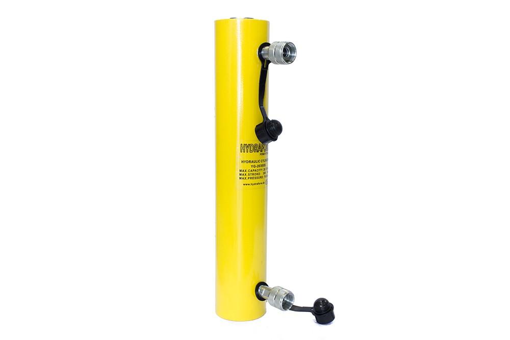 Kettős működésű hidraulikus munkahenger (20T, 300 mm)