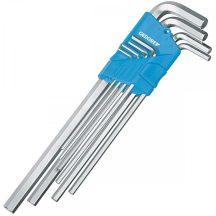 imbuszkulcs készlet, hosszú, tartóval, 8 részes, 2-10 mm (GEDORE H 42 EL-88)