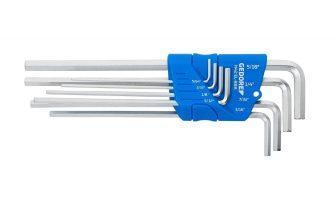 Colos derékszögű imbuszkulcs készlet 8részes (GEDORE H 42 EL-88 A)