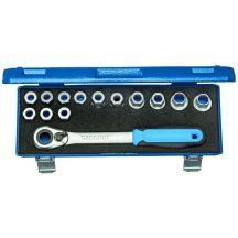 Dugókulcs készlet 14 részes 10-24mm (GEDORE 19 SKU-20)