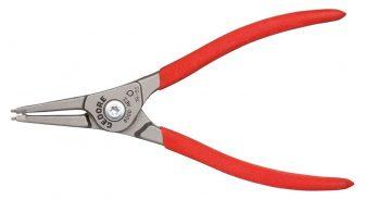 Gedore seeger-fogó külső biztosító gyűrűkhöz, egyenes, 10-25 mm (GEDORE 8000 AE 1)
