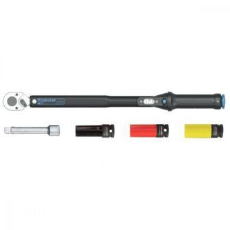 """TORCOFLEX UK Nyomatékkulcs készlet 1/2"""" 5 részes - 40-200 Nm (GEDORE 3550-UK-LS4)"""