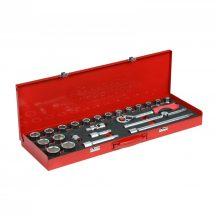 Dugókulcs készlet 1/2'' 10-32 mm 24 részes (GEDORE R69004024)
