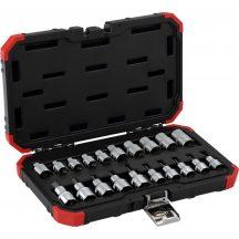 Dugókulcs Készlet 1/2'' TX 20 részes (GEDORE R68003020)