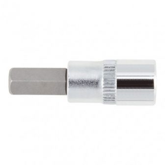 "Imbusz bit-dugókulcs 1/4"", 4mm (Gedore R42550406)"