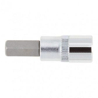 "Imbusz bit-dugókulcs 1/4"", 6mm (Gedore R42550606)"