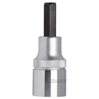 "Imbusz bit-dugókulcs 1/2"", 4mm (Gedore R62550410)"