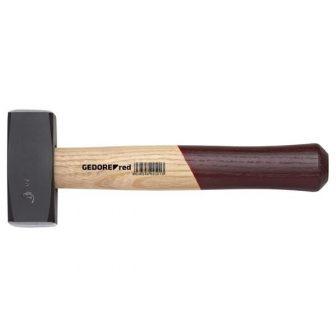 Ráverő kalapács 2000g kőrisfa nyél (GEDORE R92200065)
