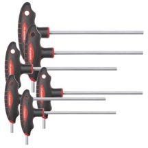 Imbuszkulcs készlet T-nyéllel 2,5-8mm, 6 részes (GEDORE R38672006)
