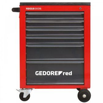 MECHANIC műhelykocsi szerszámokkal, 129részes (GEDORE R21560004)