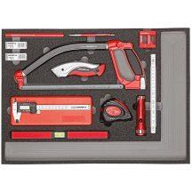 Szerszámkészlet modulban mérés 30 részes (GEDORE R22350004)