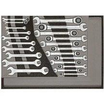 Szerszámkészlet modulban szerelőkulcsok 22 részes (GEDORE R22350006)