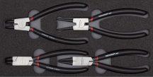 Seegerfogó készlet modulban 4 részes (GEDORE R22150017)