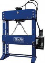 ELMAG WPMEH 160/2-K típusú elektrohidraulikus műhelyprés (81817)