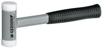 Visszaütésmentes kímélő kalapács d 40 mm (GEDORE 248 ST-40)