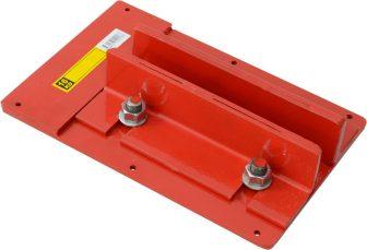Mechanikus kézi betonacél hajlító talp (Ø16mm/330mm) AF-16KD