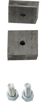 Vágókés pár betonacélhoz (26mm-hez) (AF-26YD)